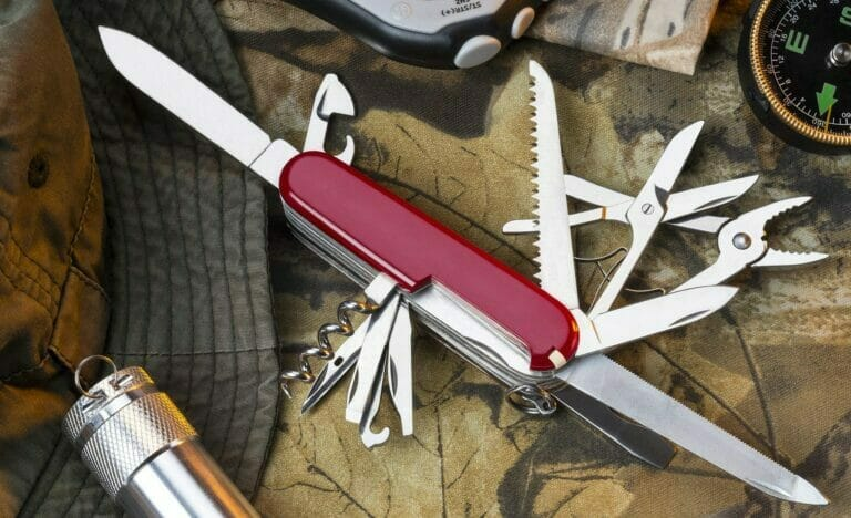 Photo of a utility tool