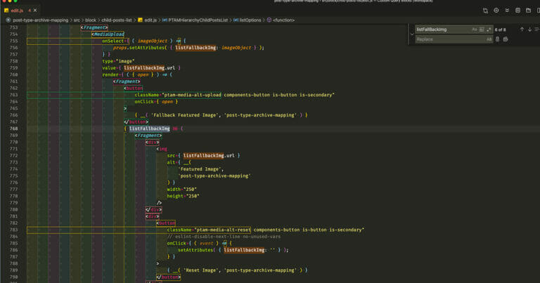 Custom Query Blocks Code